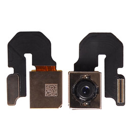 Iphone Oem Camera Replacement UK - New OEM Back Rear Camera Module Flex Ribbon Cable Replacement for iPhone 6 plus free DHL