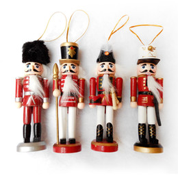 8 photos christmas toy soldiers nz 2016 new 15cm christmas nutcracker soldiers home decorations for christmas ornaments - Toy Soldier Christmas Decoration