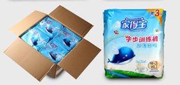Thin Diaper Australia - Lowest Price trainng Factory Wholesale Baby Diapers Economy Pack Three-demensional leakproof locks in urine Cotton-thin Size XL W17JS471