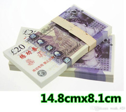 discount fake money pen earliest edition money banknote gbp20 for props and education bank staff training