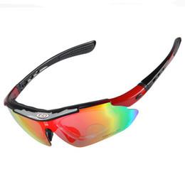 5 Lente 2017 Homens Polarizados UV400 Bicicleta Óculos De Sol Da Bicicleta Eyewear Bicicleta MTB Mountain Bike Óculos de Sol Esportes Ao Ar Livre venda por atacado
