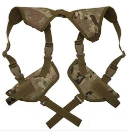 $enCountryForm.capitalKeyWord Canada - EDC Left Right Hand Tactical Nylon Adjustable Double Concealed Under Arm Shoulder Holster Pouch for Draw Pistol Hand Gun