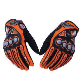 $enCountryForm.capitalKeyWord UK - Wholesale- Outdoor Sports Pro Biker Motorcycle Gloves Full Finger Moto Motorbike Motocross Protective Gear Guantes Racing Glove For Men