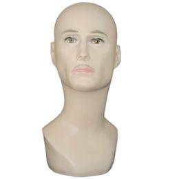 Display Heads Male Canada - Top quality male Mannequin Head Hat Display Wig training headmen's head model