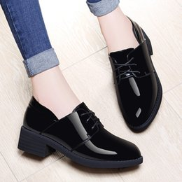 Ankle Chain Pumps NZ - With Box New leather Women Dress Shoes Heel Pointed Toes Ankle High Heel Classic women high heel shoes Chains female zip Shoes Size 34-40 32