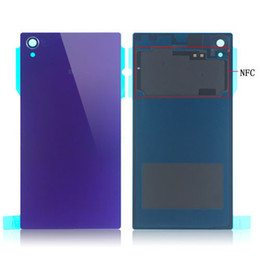Xperia Z1 Housing NZ - 100% New Back Housing Cover Case battery door with NFC Antenna Chip For Sony Xperia Z1 L39h L39 C6902 C6903