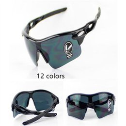 $enCountryForm.capitalKeyWord Canada - Fashion Cycling Bicycle Bike Sports Eyewear Explosion-proof PC Sunglasses Unisex Men Women Safety Outdoor Sports Sunglass UV 400 Protection