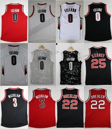... canada online shopping throwback jerome kersey clyde drexler basketball  jerseys new damian lillard cj mccollum stitched faa8ab2a8
