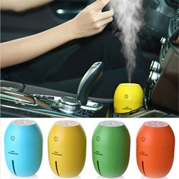 office air freshener. 180ml lemon mini usb portable ultrasonic humidifier dc 5v led light air freshener purifier mist maker for home office d