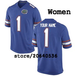 ... Cheap Custom Florida Gators College jersey Mens Women Youth Kid  Personalized Any number any name Stitched ... 93d83790f