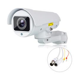 4in1 AHD CVI Seguridad CCTV HD 1080P Cámara 4X Zoom óptico IR Visión nocturna PTZ en venta