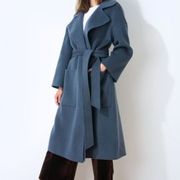 Double Sided Cashmere Coat Online | Double Sided Cashmere Coat for ...