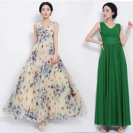$enCountryForm.capitalKeyWord NZ - Factory New 2016 women summer casual lace dress Butterfly ladies V-neck bohemian long dresses for party and evening