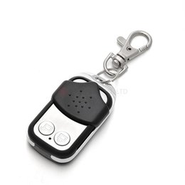 gate homes NZ - Cloning Remote Control Key Fob 433Mhz 315Mhz 430Mhz Fixed Code Universal Garage Door Gate Copy Code New for Home Automation, Alarm System