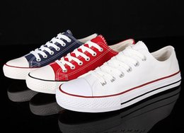 Women Shoes Canvas Purple Canada - Factory price promotional price!femininas stars canvas shoes women and men,high Low Style Classic Canvas Shoes Sneakers Canvas Shoe