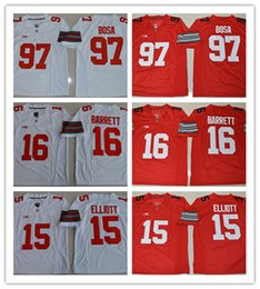 bc0275da4 ... 15 e  2015 playoff rose bowl special event diamond quest white jersey  ohio state buckeyes .