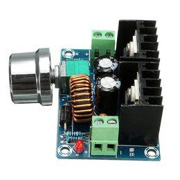 $enCountryForm.capitalKeyWord Canada - Freeshipping DC-DC Buck Converter 4V-40V 8A Step-Down Voltage Power Module PWM Modulation Short circuit protection 61X41X27mm Board