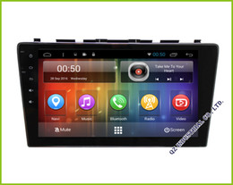 Dvr Car Built Gps NZ - HONDA CR-V 2006-2011 Quad Core Android 6.0 Car DVD RADIO GPS With 3G 4G WiFi Support OBD DVR TV