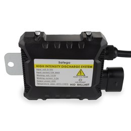 Replacement Ballast Canada - 1 X DC 12V 35W xenon replacement ballast slim ignition cheap block match hid bulb h1 h3 h4 h7 h8 h9 h11 9005 9006