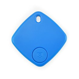 Bluetooth shutter control online shopping - Mini Bluetooth Smart Item Tracker Wallet Key Bag Phone Finder Remote Control Shutter Download Small Lovely App