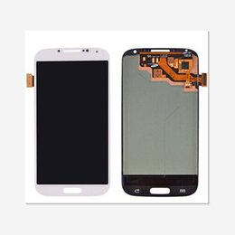 Touch Screen For Galaxy S4 Canada - Original New Test Good Quality LCD Touch Screen Digitizer Assembly For Samsung Galaxy S4 I9500 I9505