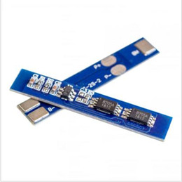 Lipo Packs NZ - 2S 3A Li-ion Lithium Battery 7.4v 8.4V 18650 Charger Protection Board bms pcm for li-ion lipo battery cell pack