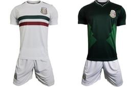 $enCountryForm.capitalKeyWord Canada - Cheap Mexico 2017 season away kit White & Mexico 2017 season home outfit Green Wholesale Good Quality ,Free Shipping,Size S~XL ,Mix order