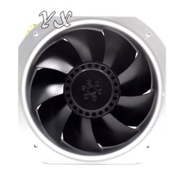 Discount ebmpapst cooling fan - free shipping New Original W2E200-HH38-07 22580 230V 80W enclosure cooling fan for ebmpapst 225 * 225 * 80MM