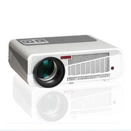 Proyector Wifi Australia - Wholesale-Newest 5500lumens Android 4.4 Wifi RJ45 Full HD Led Projector 1080p Digital Video 3D Smart HDMI USB Proyector Beamer