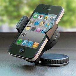 YENİ Akıllı Telefon Pil Cradle Tutucu SMART DİŞLİ Araba Montajı PMP iPhone Kamera Evrensel Ön Cam Otomatik Araç Tutacağı Kiti Braketi no paketi