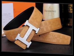 2018 new hot designer belts men high quality solid alloy buckle luxury 100%  real full grain genuine leather lion ceintures eagle 79407e47041