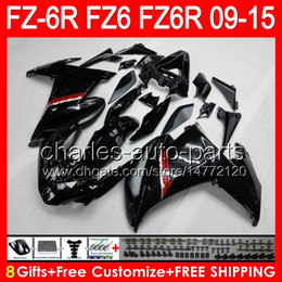 $enCountryForm.capitalKeyWord Australia - gloss black 8gifts For YAMAHA FZ6R 09 10 11 12 13 14 15 FZ6N FZ6 89NO161 FZ-6R FZ 6R 2009 2010 2011 2012 2013 2014 2015 gloss black Fairing