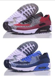 High Cut Shoes For Men Fashion Canada - New Air Cushion 90 Fashion Running Shoes Cheap For Men With High Quality 90 Mens Sport Trainer Discount New Arrival Sneakers