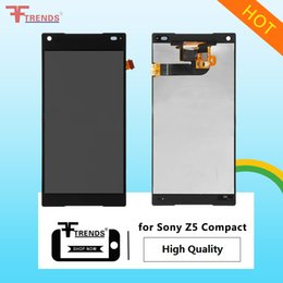 $enCountryForm.capitalKeyWord NZ - High Quality for Sony Z1 Compact   Z3 Compact   Z5 Compact LCD Display & Touch Screen Digitizer with without Frame Black White No Dead Pixel