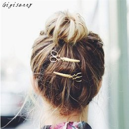 Barato Headpieces De Moda Por Atacado-Atacado - Gigisanny 1PC Hair Clip Fashion Hair Accessories for Women Headpiece, 26 de setembro