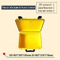 equipment case waterproof Australia - waterproof equipment case 493*395*185 mm high quality Tool case 2400 dust-proof case Impact PP ALLOY tool case, tool box with Sponge Foam