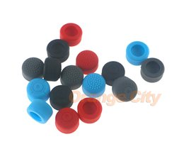 Discount extending stick Silicone Thumb Stick Grip Caps Gamepad Analog Joystick Cover Case For Switch NS NX Controller Extender Joy-Con Extended