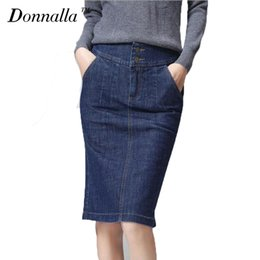 Womens Denim Skirt Knee Length Online | Womens Denim Skirt Knee ...