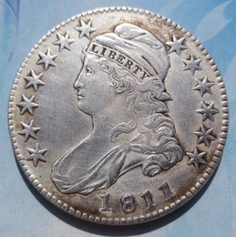$enCountryForm.capitalKeyWord Canada - 1811 Capped Bust Half Dollars Copy Coins Free Shipping High Quality old style Copy coin Free shipping