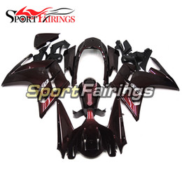 $enCountryForm.capitalKeyWord Canada - Dark Red Fairings For Yamaha FJR1300 2001 - 2006 01 02 03 05 06 ABS Plastic Motorcycle Full Fairing Kit Bodywork New Cowlings Covers Frames