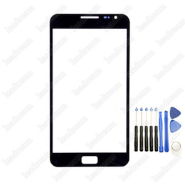 $enCountryForm.capitalKeyWord UK - 200PCS Front Outer Touch Screen Glass Replacement for Samsung Galaxy Note 1 i9220 N7000 with Tools