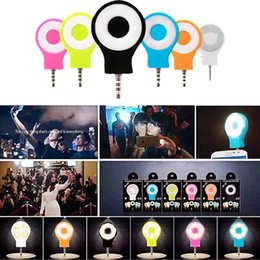 Sync flaSh online shopping - RK Mini Selfie Flash Light LED Lamp Selfie Sync Led Fill Light for iphone iPad Samsung Android Phone