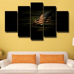 beautiful homes paint pictures NZ - 5 Pcs Set HD Picture Canvas Print Painting Modern Canvas Wall Art Gift For Home Decoration Beautiful picture#151