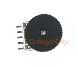 Potentiometer switch online shopping - High Quality Volume Switch Potentiometer Parts Replacement for Gameboy Advance Color for GBA GBC Motherboard