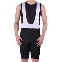 China Summer Men Ropa Ciclismo Reflective Cycling Bib Shorts Pro Italian 3D Pad MTB Road Bike elastic bib Tights Shorts suppliers