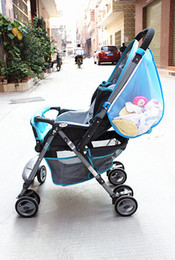 online shopping convenient multifunctional Baby Item Bag Pram hanging bags  baby stroller bag nappy bag Dual