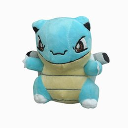 Wholesale best game year for sale – custom Hot New quot CM Blastoise Plush Doll Anime Collectible Stuffed Dolls Best Gifts Kid s Soft Toys