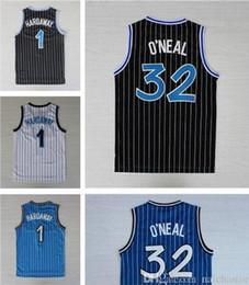 474a69dce2f86 los jerseys mágicos clásicos   32 Shaquille retro ONeal del equipo de los  jerseys del equipo
