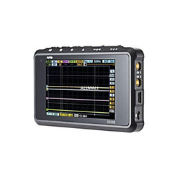Freeshipping CC DSO digital Oscilloscope ARM Nano portable 8MHz bandwidth 4 Channels arm Cortex M3 CPU with Aluminum Meter Case on Sale