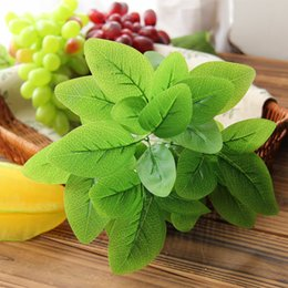 $enCountryForm.capitalKeyWord Canada - Artificial Plants Bouquet Green Fake Peanuts Plants Plastic Real Touch Leafe Fern Silk Artificial Leaves Wedding Decoration Home Table Decor